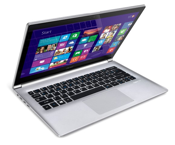 Acer Ultrabook (Quelle: Intel)