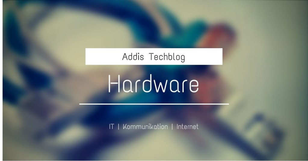 Hardware Addis Techblog