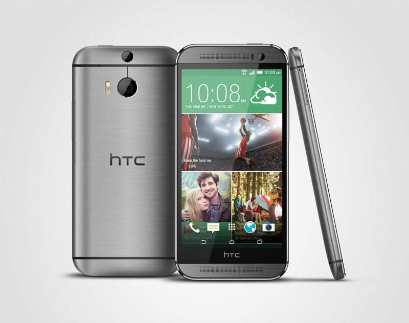 HTC One (M8) (Quelle: HTC)