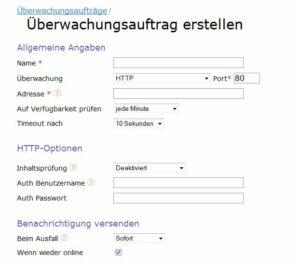 Ueberwachung erstellen Serverstate