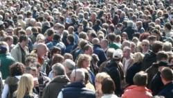 Crowd Sensing Menschenmassen (Quelle: Klicker / pixelio.de)