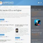 Appoxid - die besten Smartphone Apps