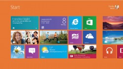 Windows 8 Startscreen