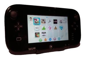 Das Gamepad der Wii U