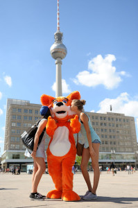 Firefox in Berlin