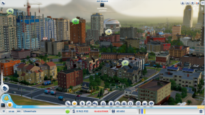 Sim City Review Screenshot