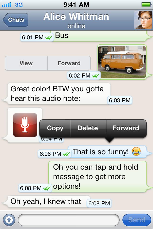 SMS von WhatsApp und Co überholt » Addis Techblog