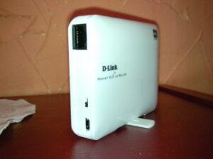 Der dLink Dir-506 Pocket Router