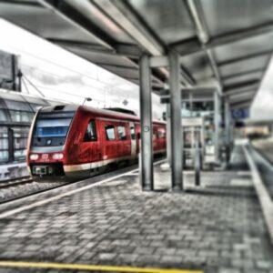 Der Bahnhof in Wetzlar