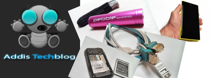 Gadgets auf Addis Techblog