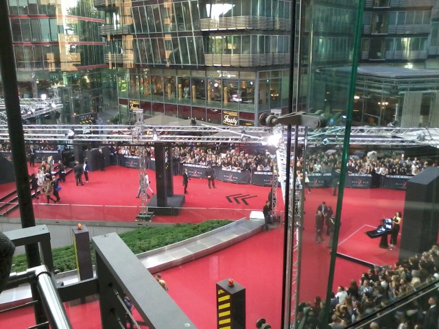 World War Z Premiere