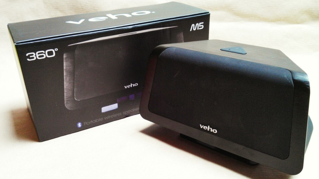Beitrag Veho 360 M5 Bluetooth Lautsprecher