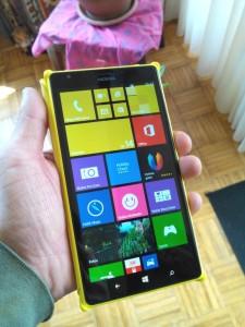 Das Lumia 1520 von Nokia
