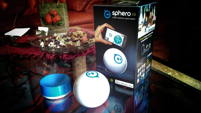 Sphero der roboter ball im test addis tech