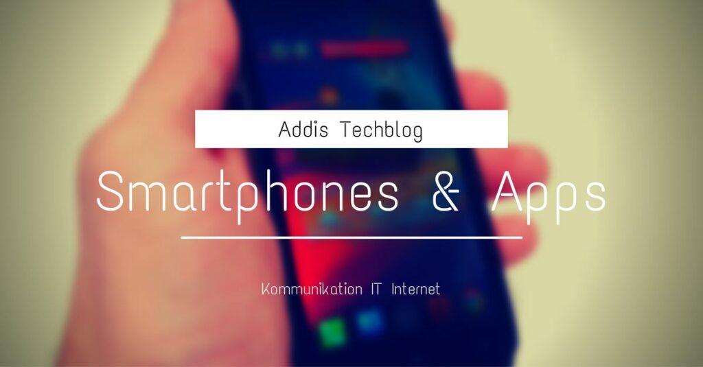 smartphones und apps