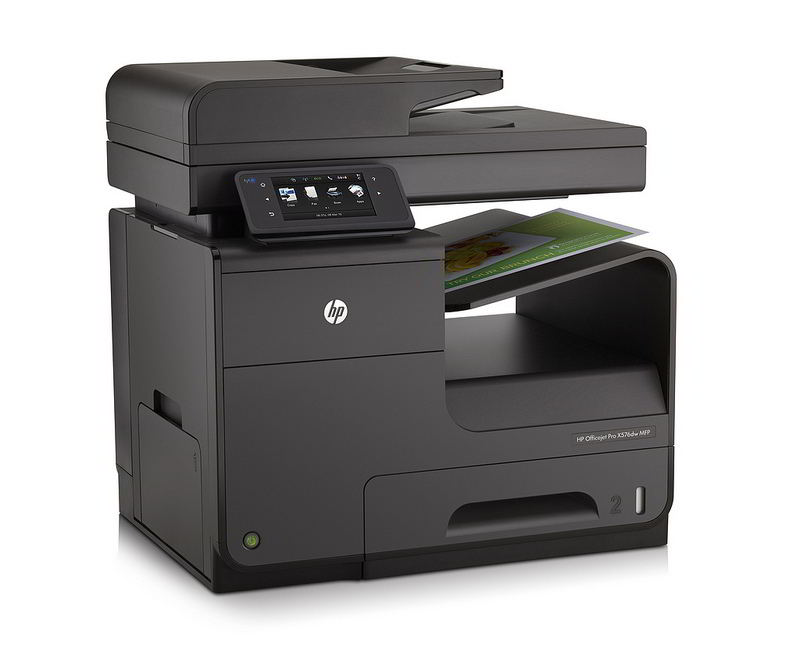 Druckerarten | HP Officejet Pro X Serie