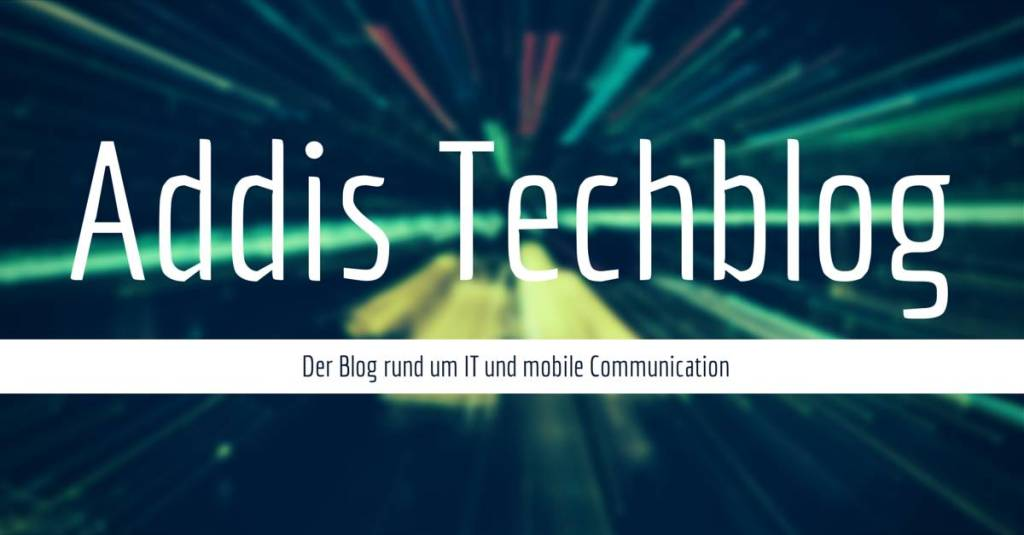 Addis Techblog Social Media Bild