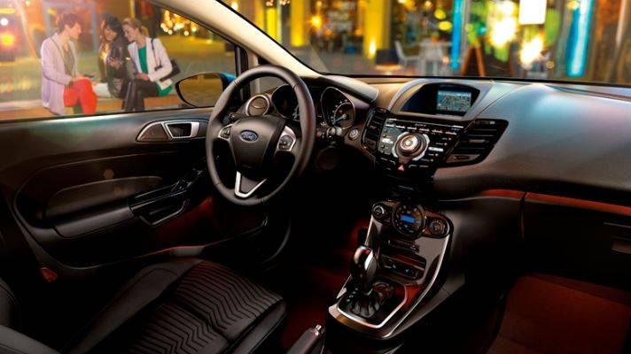 Ford Fiesta Ford Sync mit App Link