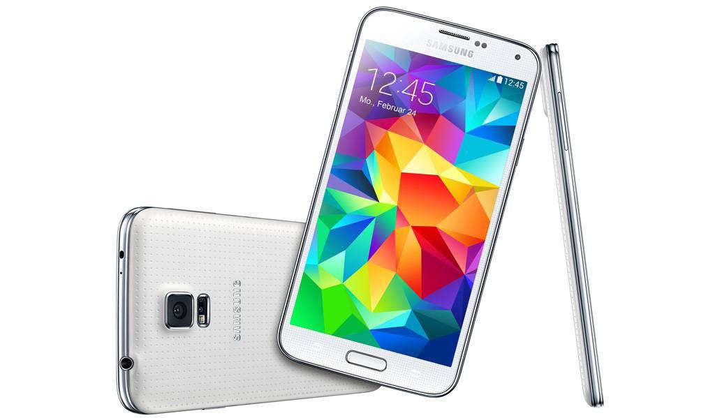 Samsung Galaxy S5  Quelle: Samsung