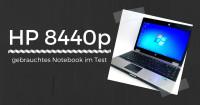 HP 8440p im Test