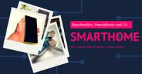 Tech Blog, Smartphones, Smarthomes, Rauchmelder