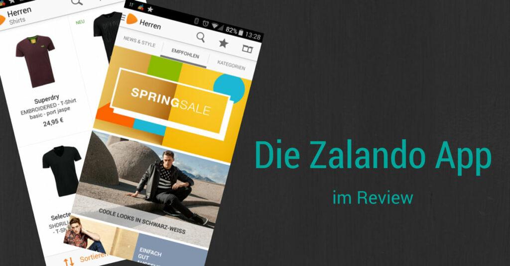 Zalando-App-Review