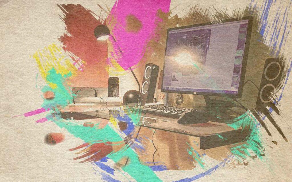 schreibtisch-painting