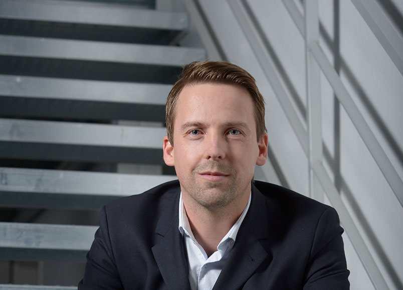 Alexander Jauns, Geschätsführer Green IT Solution GmbH