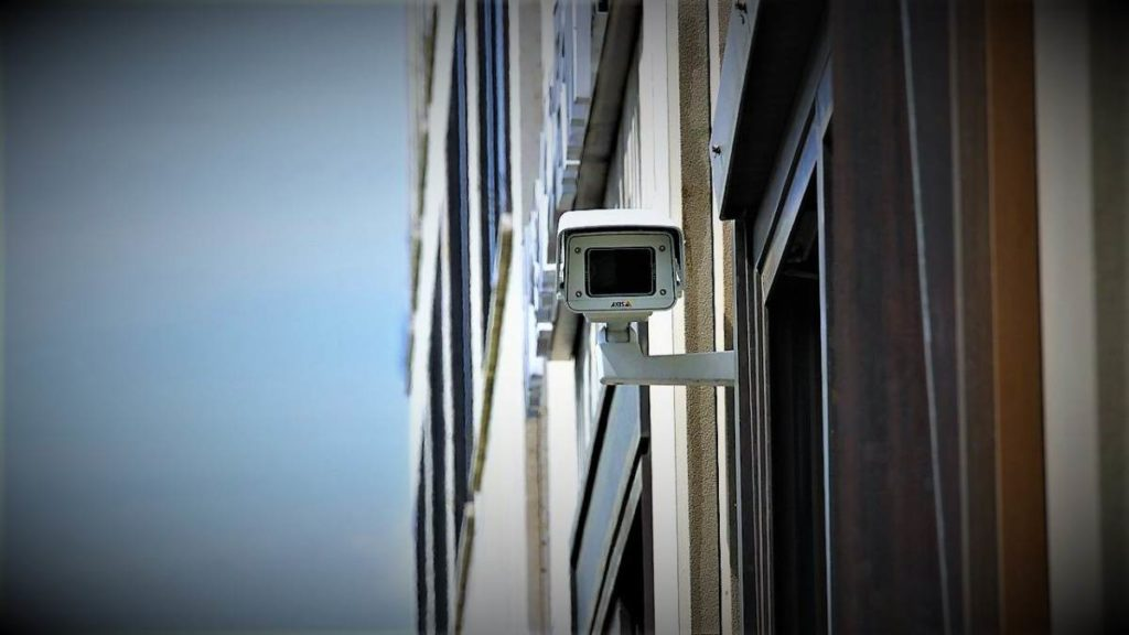 Überwachungskamera, Videoüberwachung