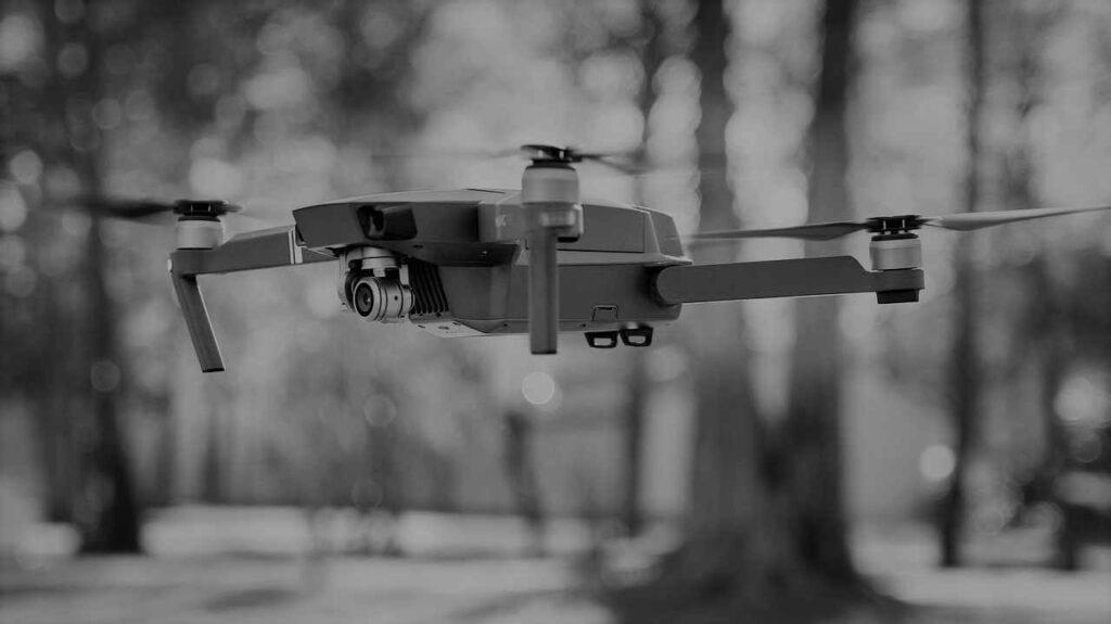Regeln für den Betrieb von Drohnen