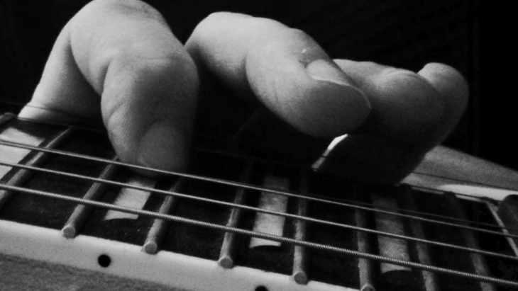 Gitarre Aufnahme