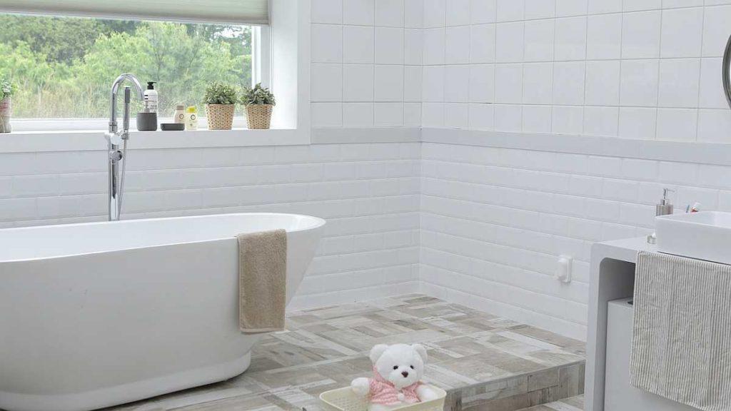 Smarthome, Sprachsteuerung im Badezimmer. Badezimmer Wassersteuerung Addis Techblog, Tech Blog, Technik, Smartphone,