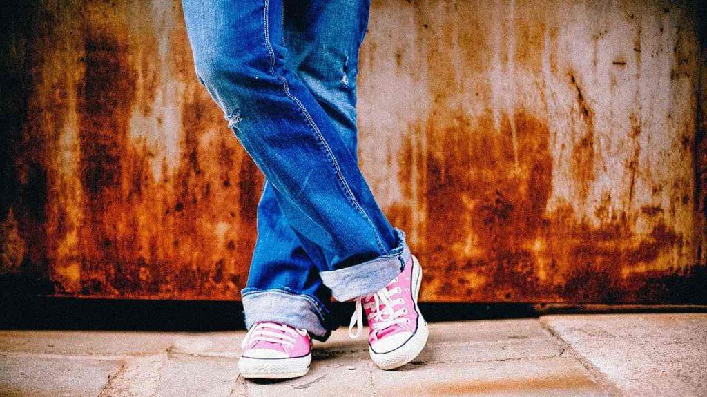 Influencer Marketing, Techblog, Tech, Internet, Beine, Schuhe, Lifestyle, Mode