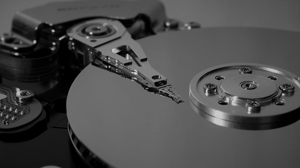 Festplatte, HDD, Computer, Hardware