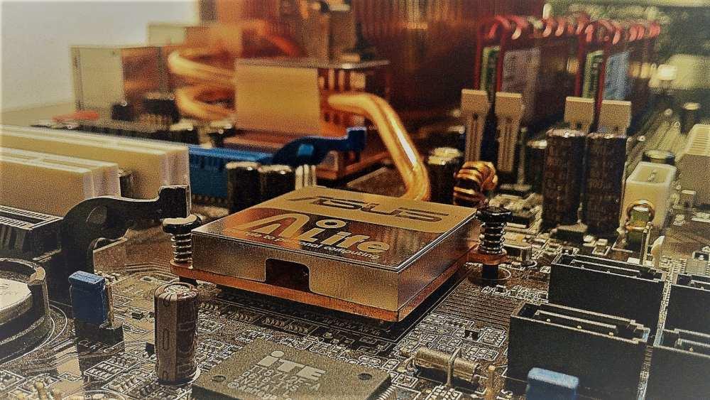 Hitzewelle: Computer Hardware