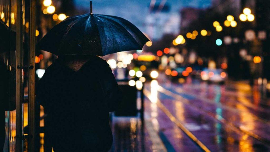 Die besten Wetter Apps für Android. Regen, sommer, sonnenschirm
