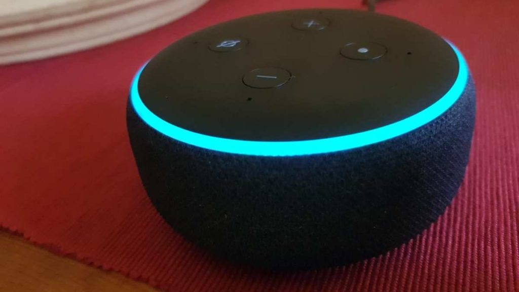 Amazon Echo Dot 3 auf Addis Techblog