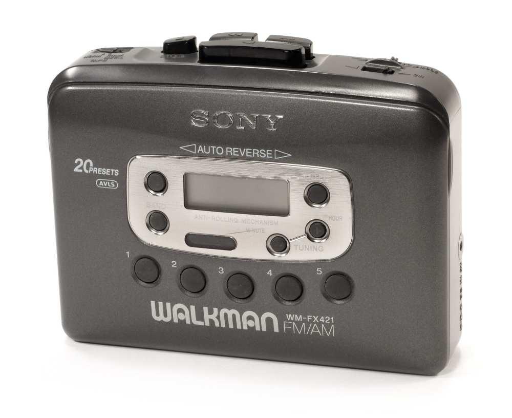 Sony Walkman 40 Jahre