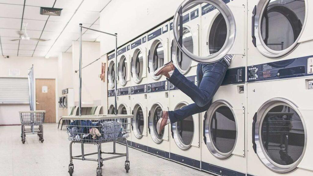 Waschtrocker