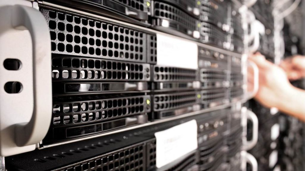 Hosting, Server, Addis Techblog