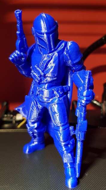 3D Druck Mandalorian